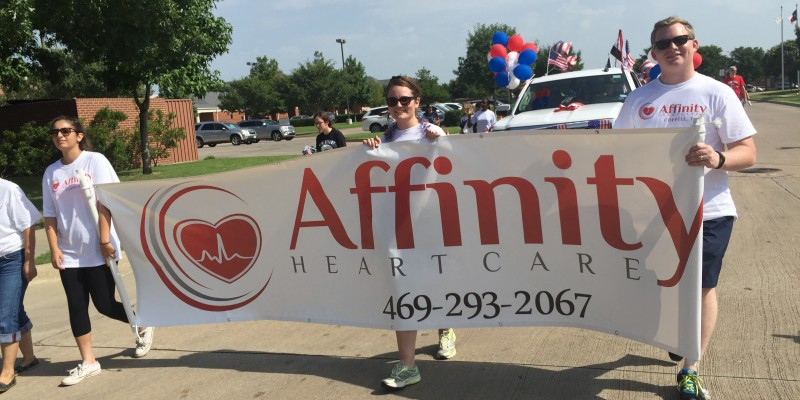 2015 Parade – Affinity Sign